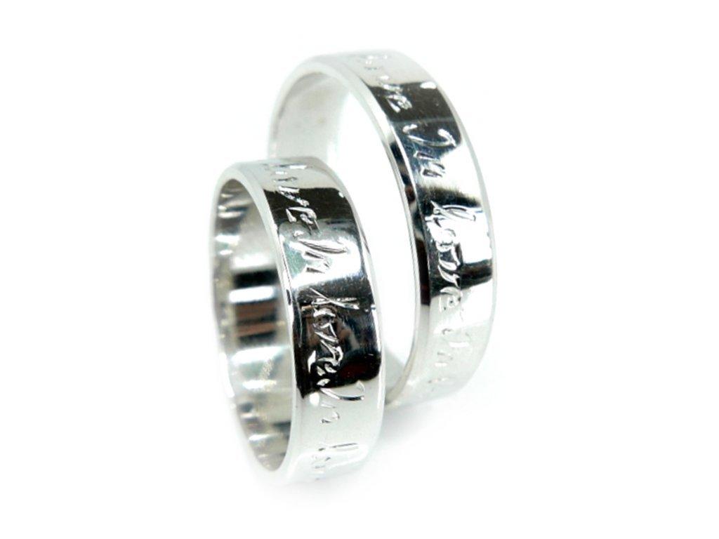 3848 1 zlate snubni prsteny