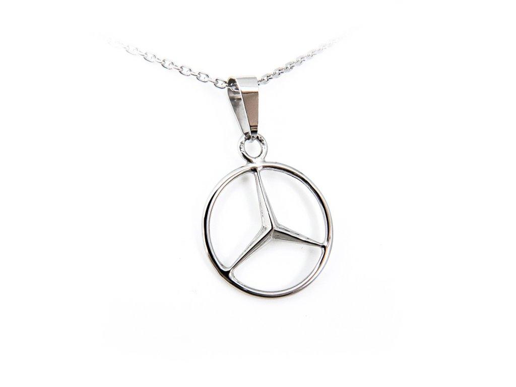 Zlatý znak Mercedes