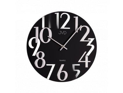 Nástěnné hodiny JVD design HT101.2