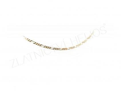 Zlatý řetízek B47867