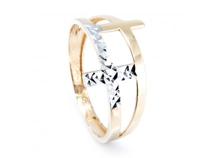Prsten ze zlata B45253