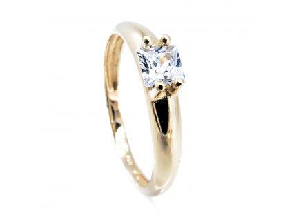 Zlatý prsten B45804