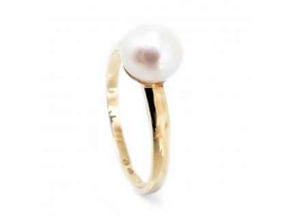 Prsten s Perlou B34825