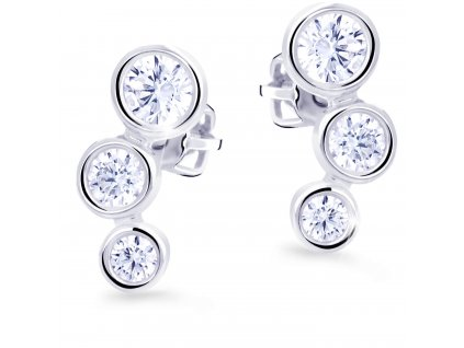 cutie jewellery puvabne nausnice s trpytivymi zirkony z8030 30 x 2 14743407153303