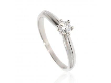 4370 1 zlaty prsten se zirkonem