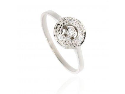 7166 1 prsten z bileho zlata
