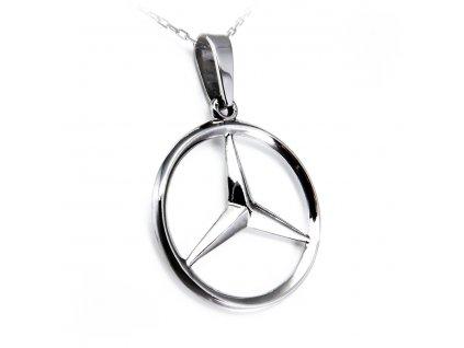 Přívěšek Mercedes