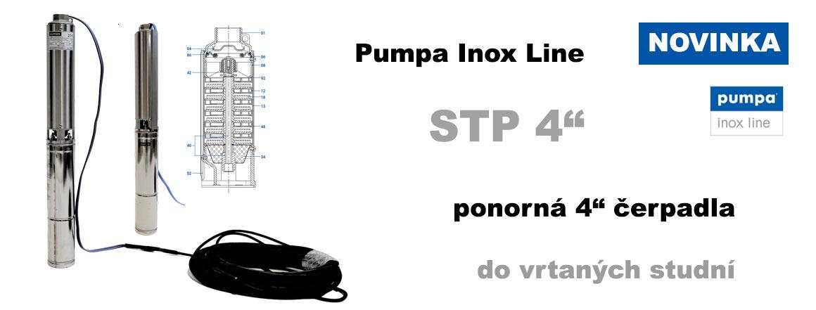 Pumpa Inox Line