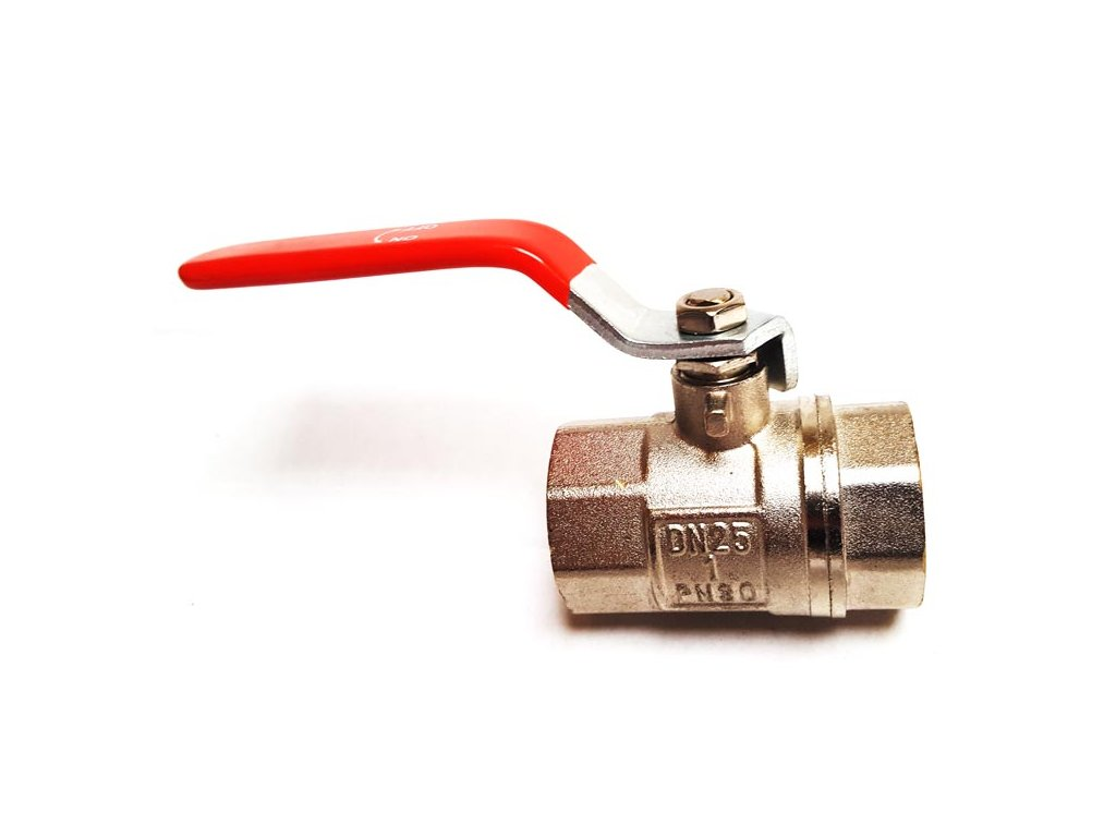 kulovy ventil 2