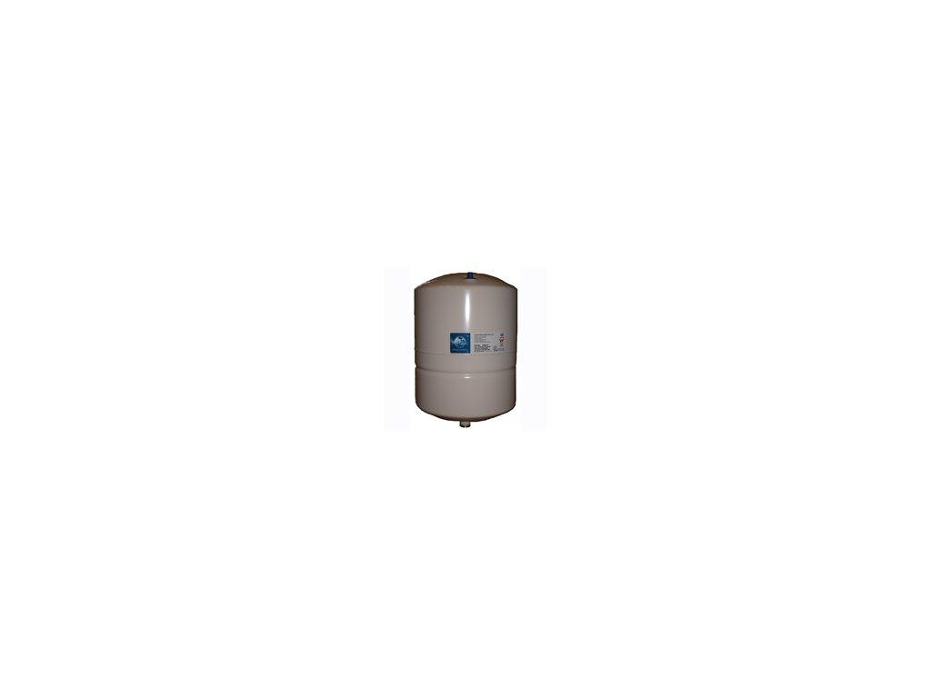 """Global Water PWB-35LX tlaková nádoba bez nožiček 35l 10bar 1"""" 90°C"""