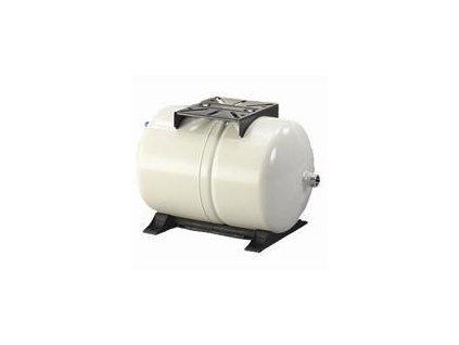 "Global Water PWB-35LH ležatá tlaková nádoba 35l 10bar 1"" 90°C"