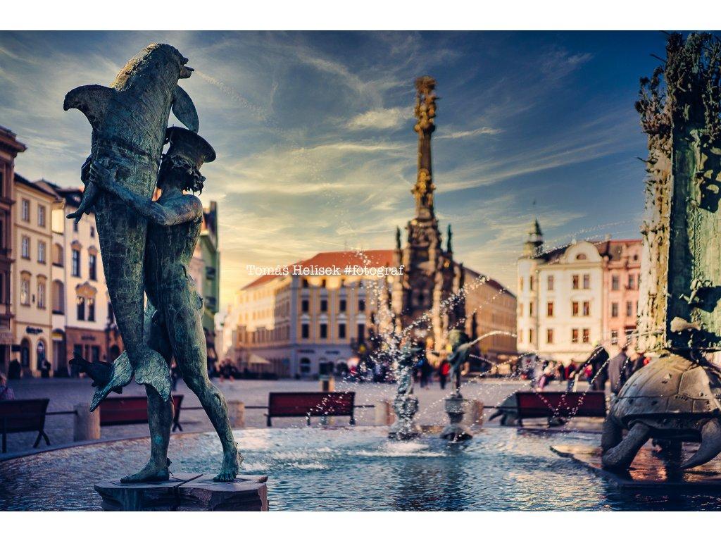 Fotografie - print č.19 Olomouc
