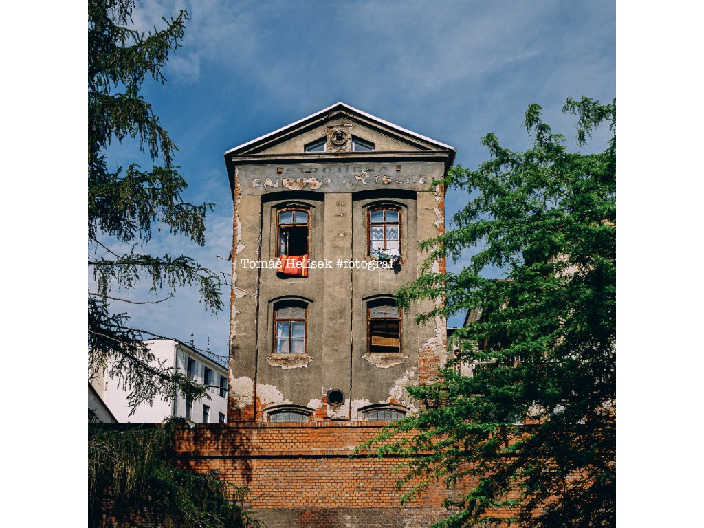 Fotografie - print č.21 Olomouc