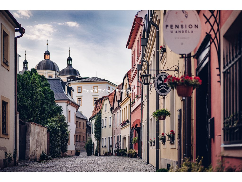 Fotografie - print č.22 Olomouc