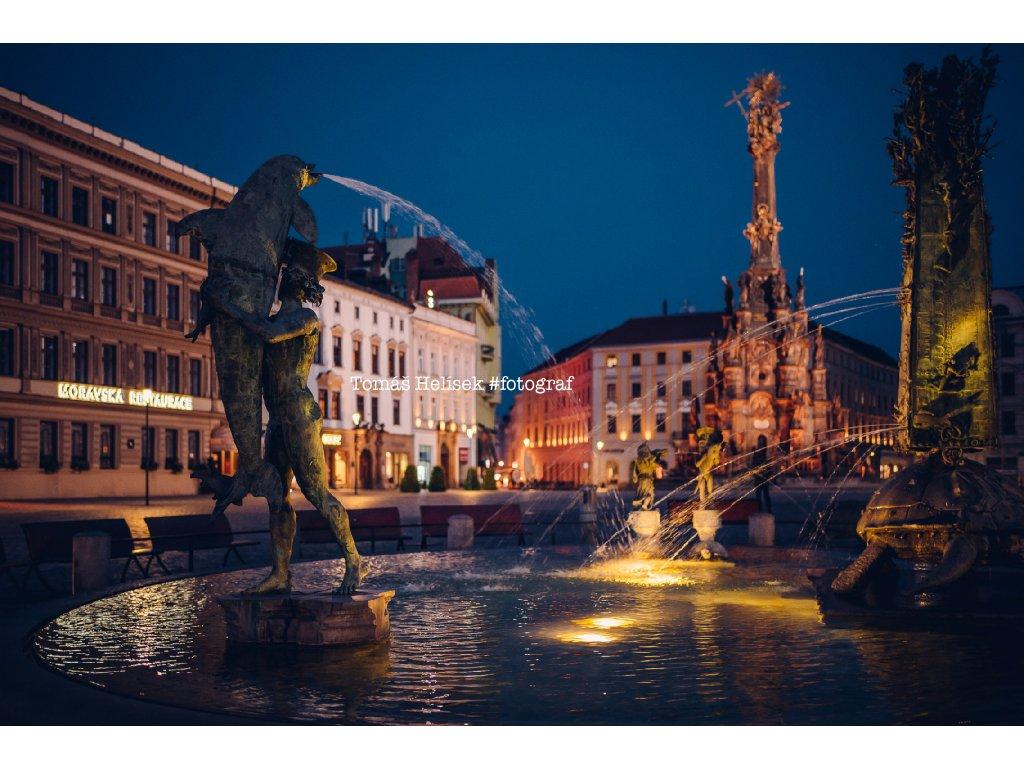 Fotografie - print č.23 Olomouc