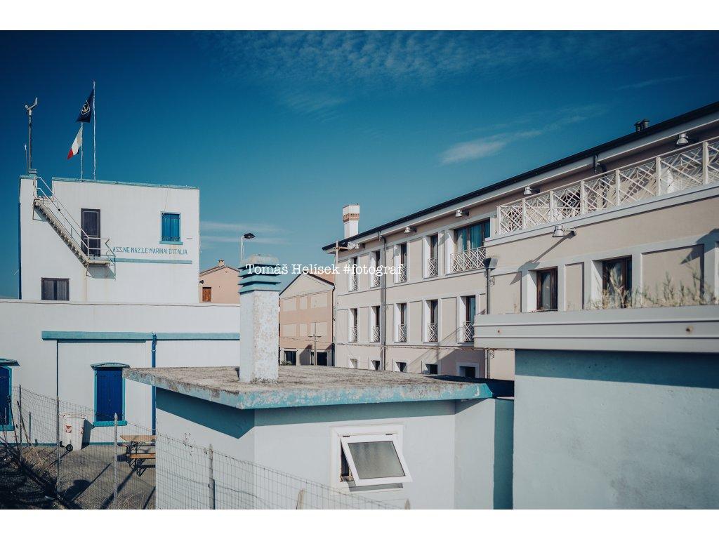 Fotografie - print č.39 Itálie