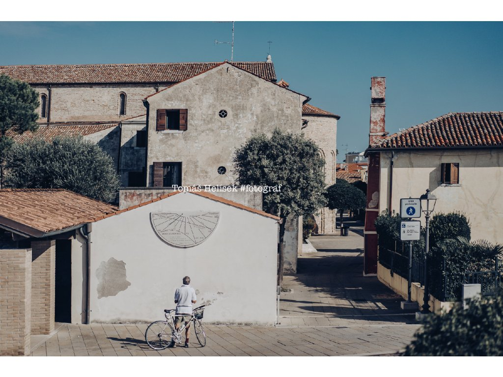 Fotografie - print č.40 Itálie