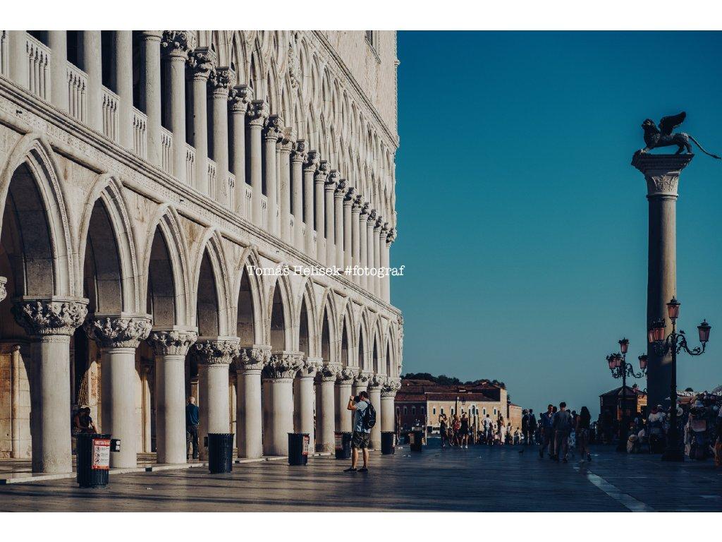Fotografie - print č.42 Itálie
