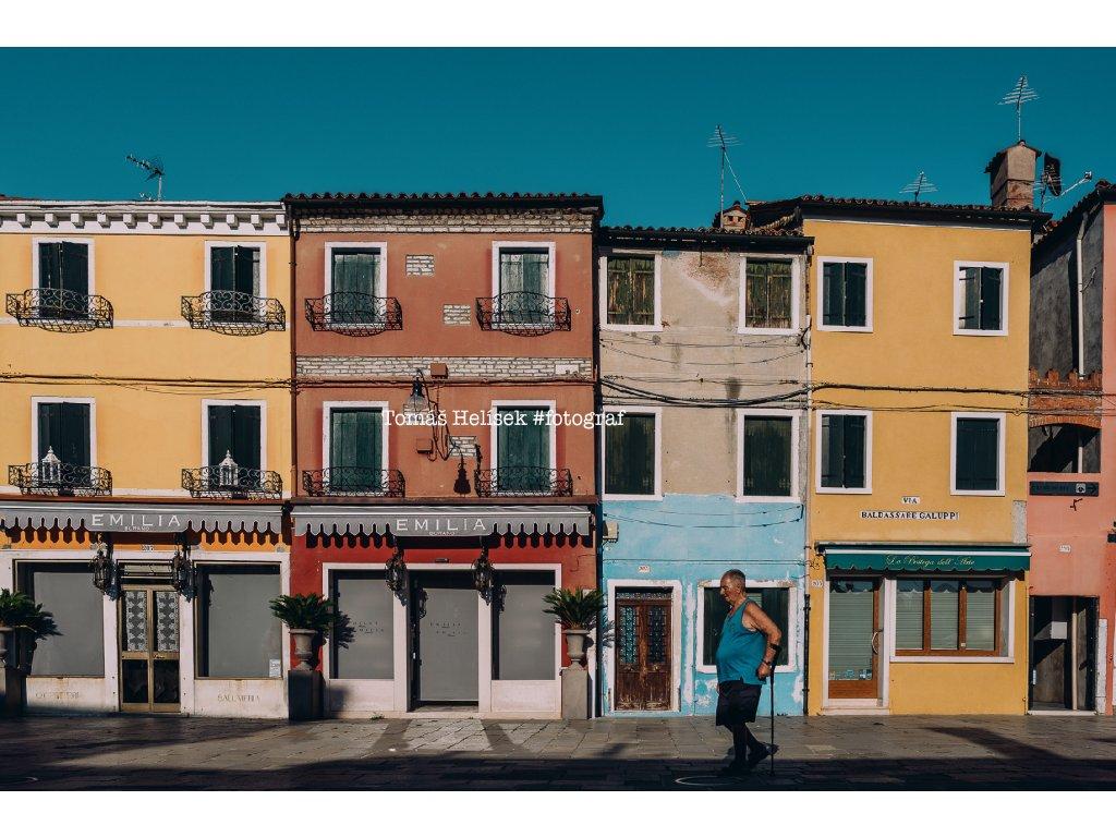 Fotografie - print č.44 Itálie