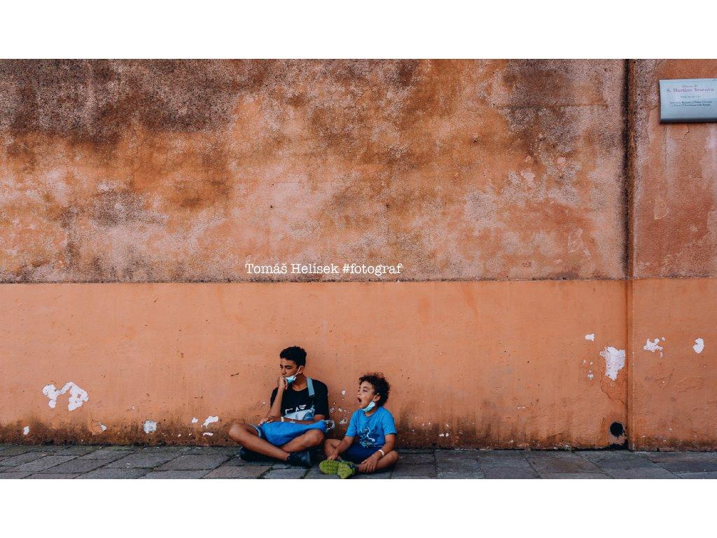Fotografie - print č.45 Itálie