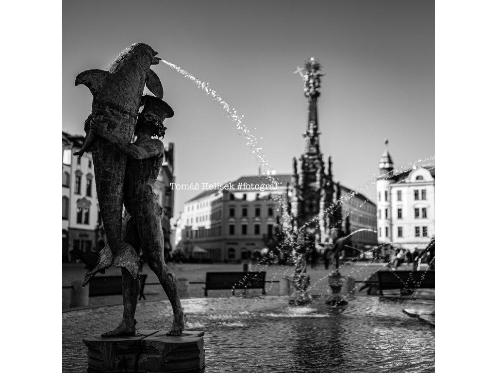 Fotoobraz č.18 Olomouc ČB