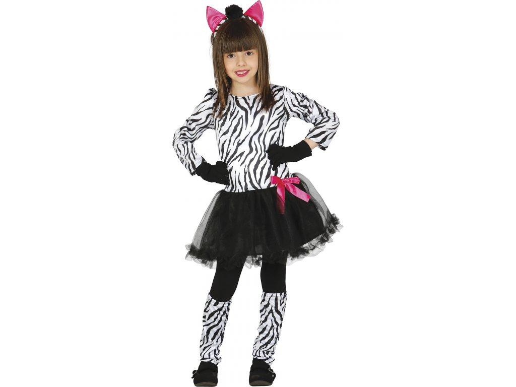Detský kostým Zebra (Размер - деца M)