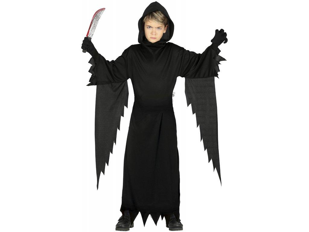Kostým - Temný vrah (Размер - деца M)