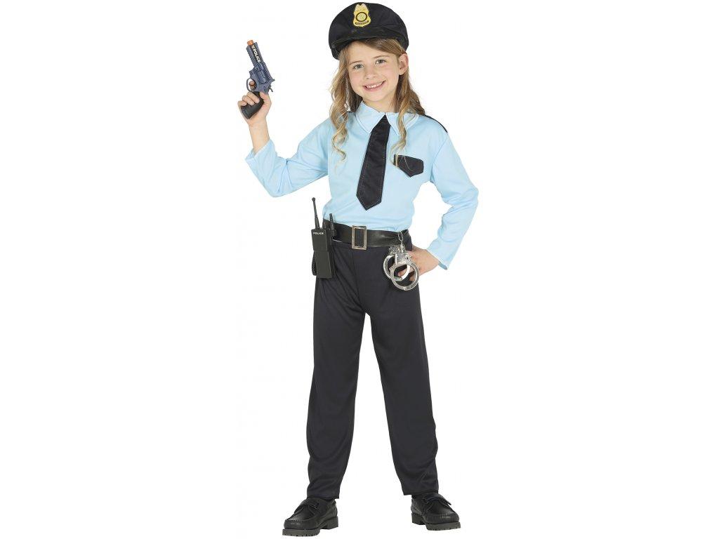 Kostym policajt