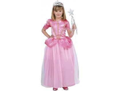 Kostým malej Princezny (Veľkosti 10-12 rokov (výška 142-148cm))