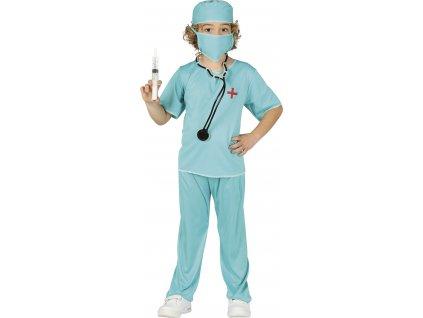 Detsky kostym doktor