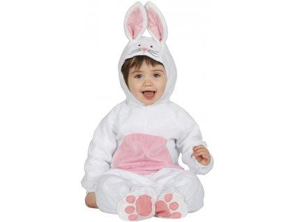 Detský kostým zajačik (Veľkosť 12 - 24 mesiacov)