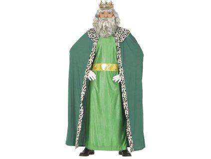 Pánsky kostým - Kráľ zelený (Размер - Възрастни L)