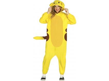Kostym pikachu