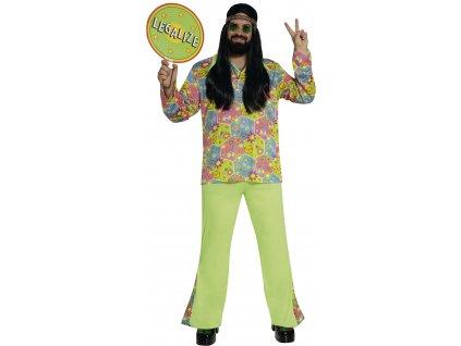 Kostým hipisáka (Размер - Възрастни L)
