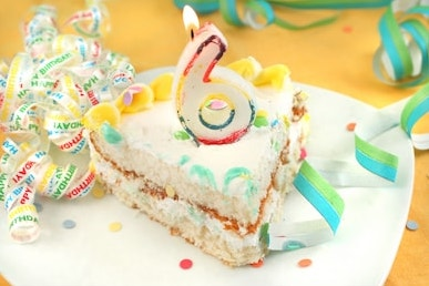 Bombastická oslava 6. narozenin