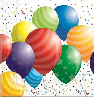 Oslava s balóny