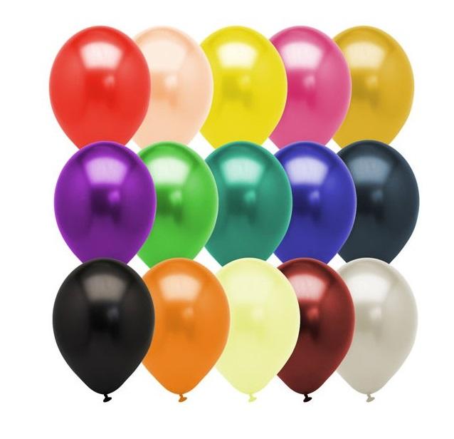 Balónky mix