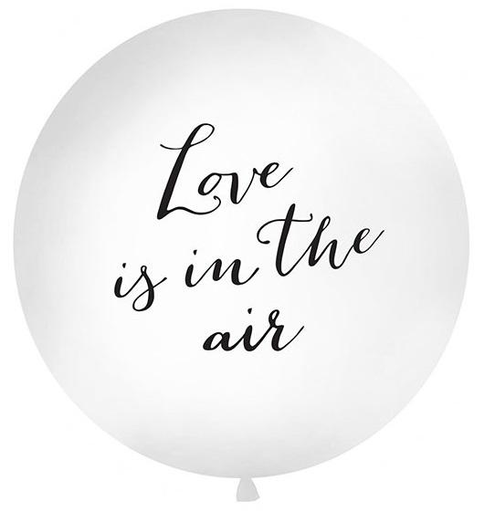 Svatební balónky a helium