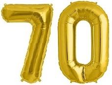 70. narozeniny