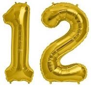12. narozeniny