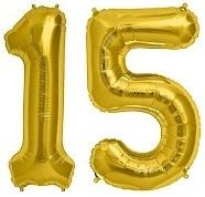15. narozeniny