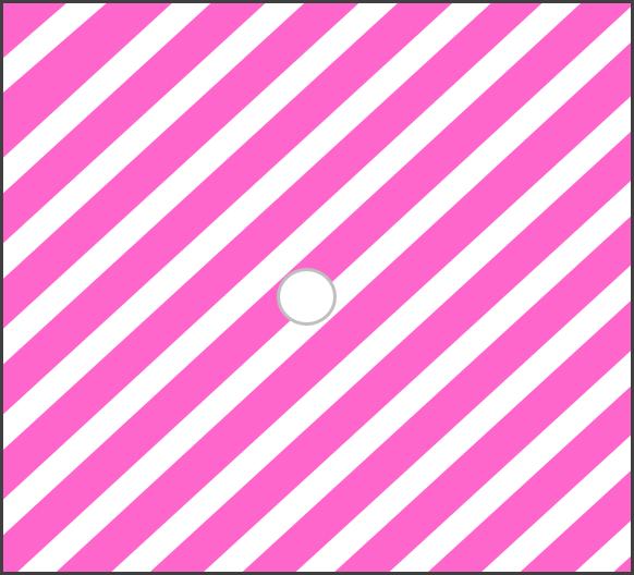 Růžová pruhovaná