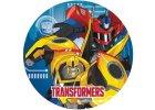 Oslava ve stylu Transformers - Párty výzdoba