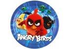 Oslava ve stylu Angry Birds ve filmu - Párty výzdoba