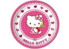 Oslava ve stylu Hello Kitty - Párty výzdoba