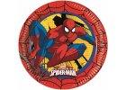 Oslava ve stylu Spiderman - Párty výzdoba