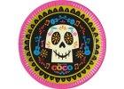 Oslava ve stylu pohádky Coco - Párty výzdoba