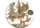 Oslava ve stylu Woodland/Dřevená - Párty výzdoba