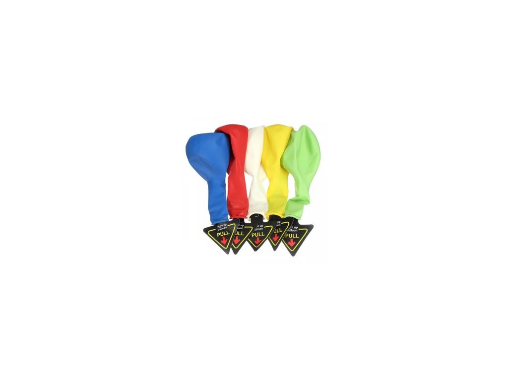 LED balónek 1 ks