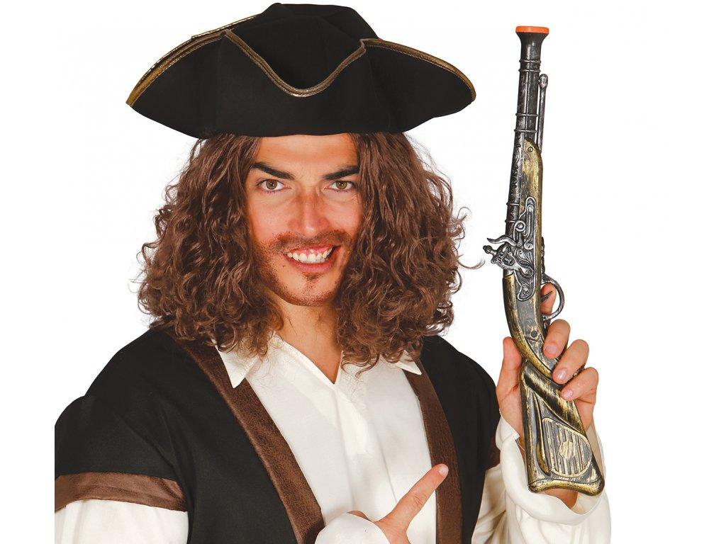 Pirátská pistole 50 cm